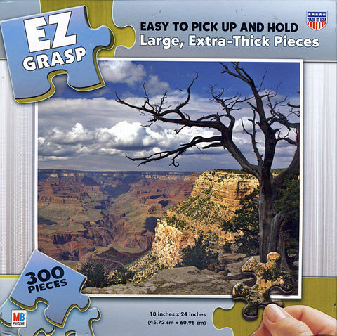 EZ Grasp Puzzle - Grand Canyon (300 Pieces) (TOYS) TOYS Game