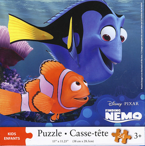 Disney - Finding Nemo Puzzle (24 Pieces) (TOYS) TOYS Game