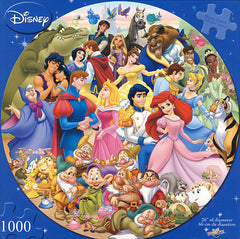 Disney - Happily Ever After Puzzle (1000 Pieces) (TOYS)