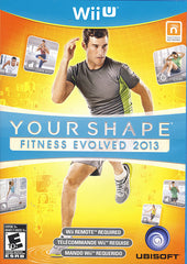 Your Shape - Fitness Evolved 2013 (NINTENDO WII U)