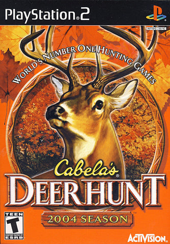 Cabela's Deer Hunt - 2004 Season (PLAYSTATION2) PLAYSTATION2 Game