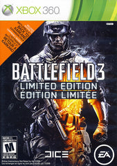 Battlefield 3 (Limited Edition) (XBOX360)