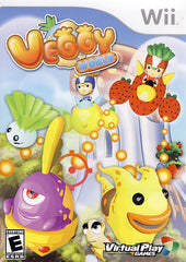 Veggy World (NINTENDO WII)