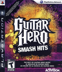 Guitar Hero - Smash Hits (PLAYSTATION3)