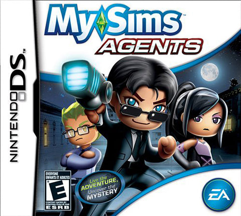 MySims Agents (DS) DS Game