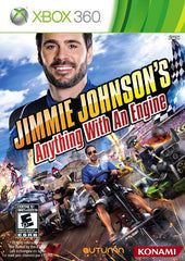 Jimmie Johnson s - Anything With An Engine (Trilingual Cover) (XBOX360)