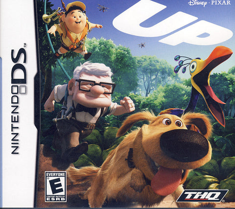 Disney UP - The Video Games (DS) DS Game