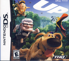 Disney UP - The Video Games (DS)