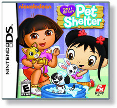 Dora and Kai-Lan's - Pet Shelter (DS)