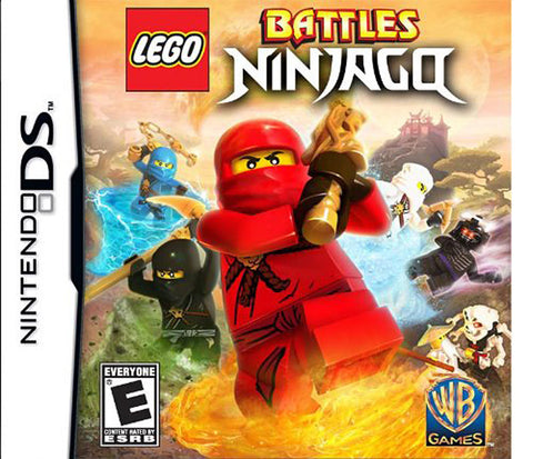 Lego Battles - Ninjago (DS) DS Game