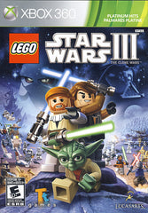 LEGO Star Wars III - The Clone Wars (Bilingual) (XBOX360)