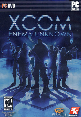 XCOM - Enemy Unknown (PC) PC Game
