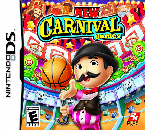 New Carnival Games (DS) DS Game