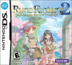 Rune Factory 2 - A Fantasy Harvest Moon (DS)