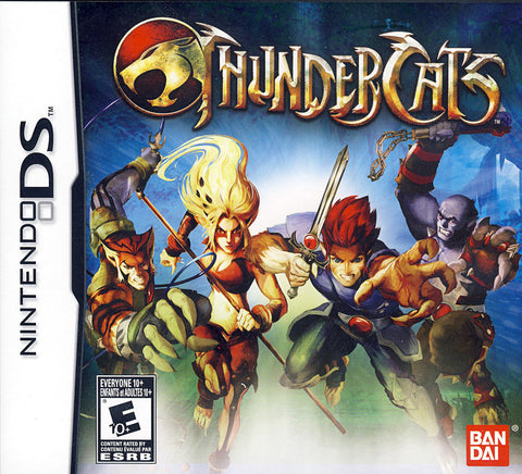 ThunderCats (Bilingual Cover) (DS) DS Game