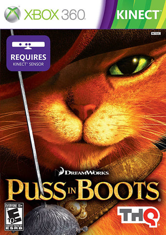 Puss in Boots (Kinect) (XBOX360) XBOX360 Game
