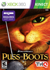 Puss in Boots (Kinect) (XBOX360)