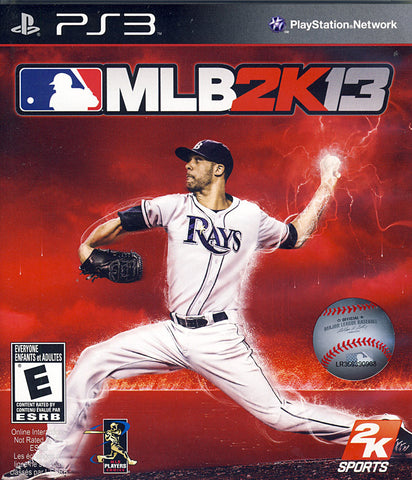 MLB 2K13 (PLAYSTATION3) PLAYSTATION3 Game