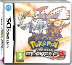Pokemon version blanche 2 (french version only) (DS)
