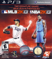 MLB 2K13 / NBA 2K13 (2K Sports Combo Pack) (PLAYSTATION3)