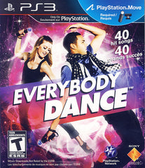 Everybody Dance (Playstation Move) (Bilingual Cover) (PLAYSTATION3)