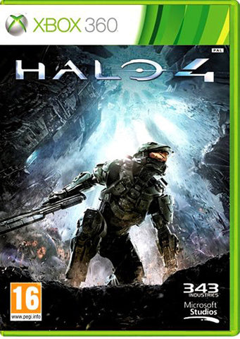 Halo 4 (French Version Only) (XBOX360) XBOX360 Game