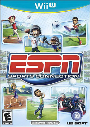 ESPN Sports Connection (NINTENDO WII U) NINTENDO WII U Game