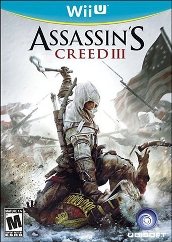 Assassin s Creed (3) III (NINTENDO WII U) NINTENDO WII U Game