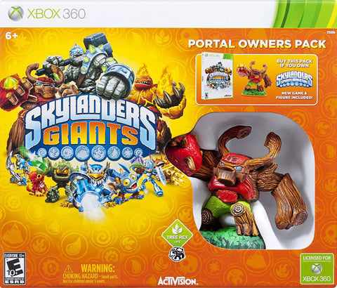 Skylanders Giants Portal Owner Pack (Bilingual Cover) (XBOX360) XBOX360 Game