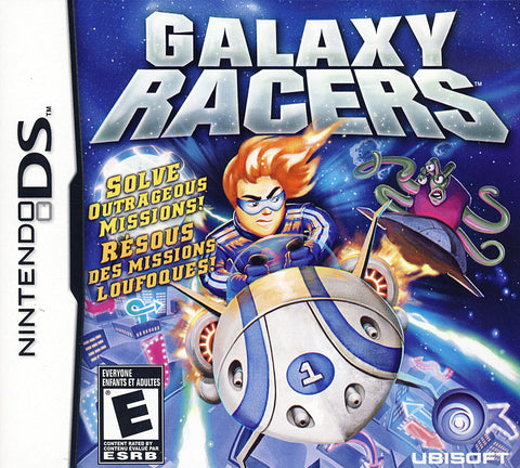 Galaxy Racers (DS) DS Game