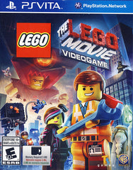 The LEGO Movie - Videogame (PS VITA)