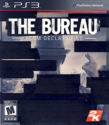 The Bureau - XCOM Declassified (Bilingual Cover) (PLAYSTATION3) PLAYSTATION3 Game