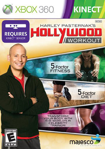 Harley Pasternak s - Hollywood Workout (Kinect) (XBOX360) XBOX360 Game