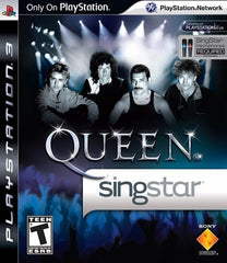 SingStar Queen (PLAYSTATION3)