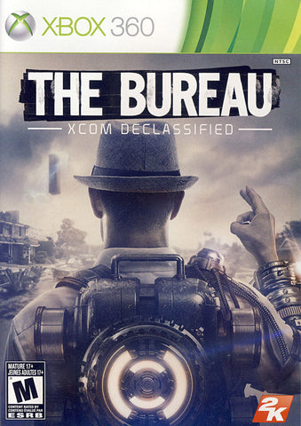 The Bureau - XCOM Declassified (Bilingual Cover) (XBOX360) XBOX360 Game