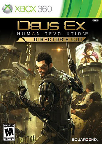 Deus Ex - Human Revolution (Director's Cut) (XBOX360) XBOX360 Game