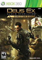 Deus Ex - Human Revolution (Director's Cut) (XBOX360)