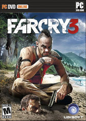 Far Cry 3 (Trilingual Cover) (PC)