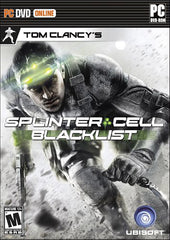 Tom Clancy s Splinter Cell - Blacklist (Trilingual Cover) (PC)