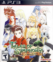 Tales of Symphonia - Chronicles (PLAYSTATION3)