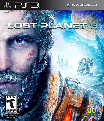 Lost Planet 3 (PLAYSTATION3) PLAYSTATION3 Game