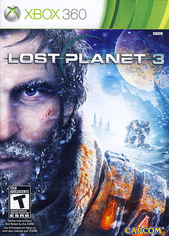 Lost Planet 3 (XBOX360) XBOX360 Game