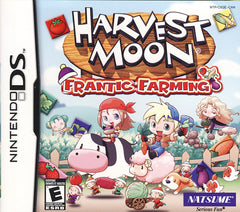 Harvest Moon - Frantic Farming (DS)