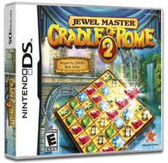 Jewel Master - Cradle Of Rome 2 (DS)