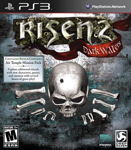 Risen 2 - Dark Waters (PLAYSTATION3) PLAYSTATION3 Game