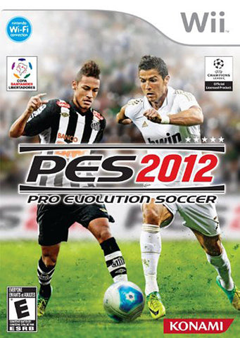 Pro Evolution Soccer 2012 (Trilingual Cover) (NINTENDO WII) NINTENDO WII Game