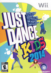 Just Dance Kids 2014 (Trilingual Cover) (NINTENDO WII)