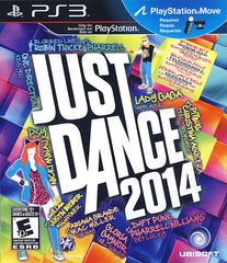 Just Dance 2014 (Trilingual Cover) (PLAYSTATION3)