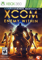 XCOM - Enemy Within (Bilingual Cover) (XBOX360)