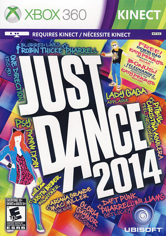 Just Dance 2014 (XBOX360) XBOX360 Game